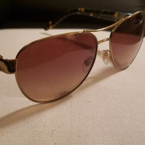 Tori Burch aviators